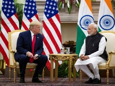 وزیراعظم مودی اور امریکی صدر ٹرمپ کے درمیان دو ماہ سے کوئی رابطہ نہیں ہوا