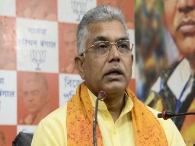 """بنگال بی جے پی صدردلیپ گھوش کا شرمناک بیان، کہا """"ٹرینوں میں مزدوروں کی موت معمولی واقعہ"""""""
