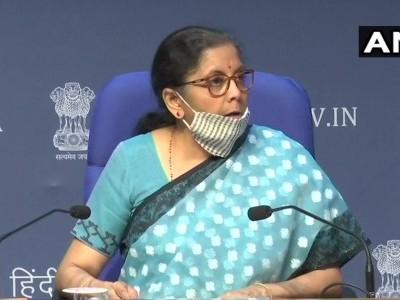 کورونا بحران میں ہندوستانی معیشت کو لگا جھٹکا، ترقیاتی شرح نمو کم ہو کر 4.2 فیصد رہ گئی
