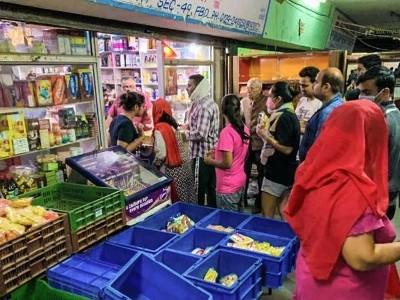 لاک ڈاؤن میں ٹوٹی معیشت کی کمر، تقریباً 7 لاکھ چھوٹی کرانہ دکانیں ہو جائیں گی بند!