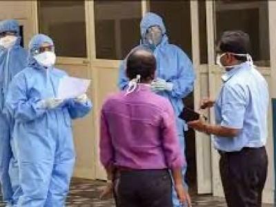 ڈانڈیلی کے ایک شخص کی رپورٹ پہلے آئی پوزیٹیو۔ دوبارہ جانچ کرنے پر رپورٹ نکلی نگیٹیو۔ مریض کو کیا گیاکووڈ اسپتال سے ڈسچارج