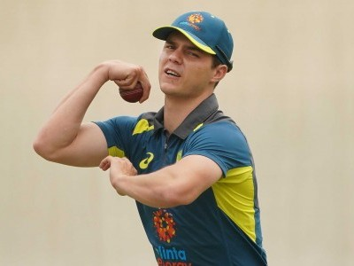 Bowling at India's world class batting unit will be a test for me: Swepson