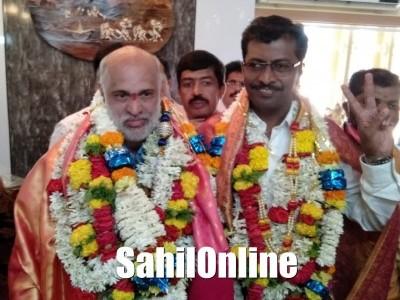 KDCC Bank election: Shivram Hebbar elected as President, Mohandas Naik as Vice President