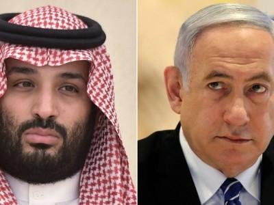 'خفیہ ملاقات' کے لیے تاریخ میں پہلی مرتبہ  اسرائیلی وزیر اعظم اور موساد کے سربراہ سعودی سرزمین پر