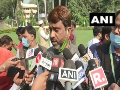 AIMIM MLA Akhtarul Iman 'objects' to word Hindustan in oath