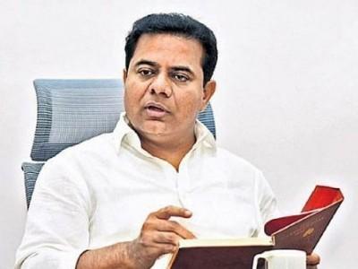 بی جے پی کو موقع ملے تو حیدرآباد ہی فروخت کردے گی: تارک راما راؤ