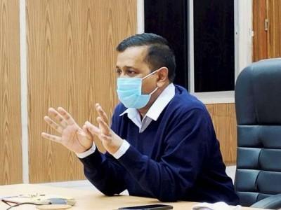 مرکزی حکومت سرکاری اسپتالوں میں 1000 اضافی آئی سی یو بستر محفوظ کرے، کیجریوال کا مطالبہ