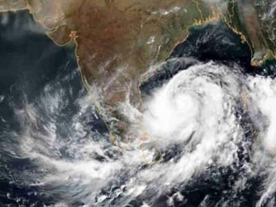 Deep depression off TN intensifies into cyclonic storm