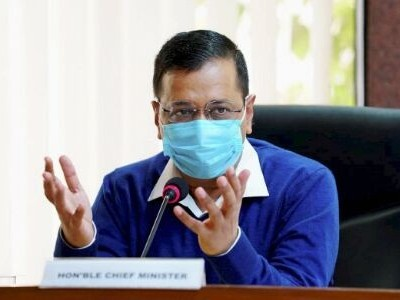 Pollution played key role in high severity of third wave of COVID-19 in Delhi: Kejriwal to PM