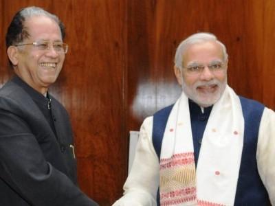 Gogoi a popular leader, veteran administrator: PM Modi