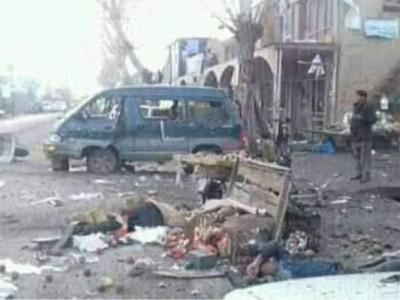 افغانستان: بامیان میں بم دھماکوں سے متعدد ہلاک