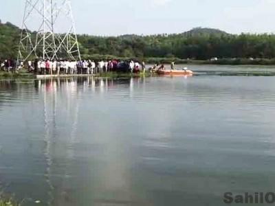 چکمگلورو میں المناک حادثہ: تالاب میں تیرنے پہنچے  پانچ افراد موت کا شکار۔ شادی کا گھر بن گیا ماتم کدہ؛ ایک کو بچانے کی کوشش میں چار غرق
