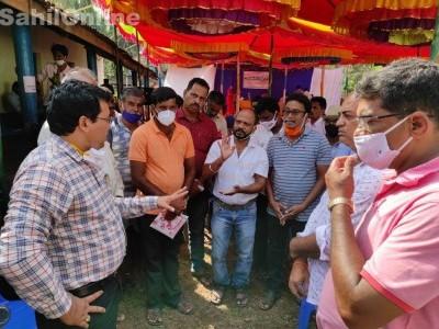 انکولہ ہوائی اڈہ پروجیکٹ: مقامی عوام کے ساتھ میٹنگ میں پروجیکٹ پرسخت اعتراض؛ میٹنگ کا کیابائیکاٹ