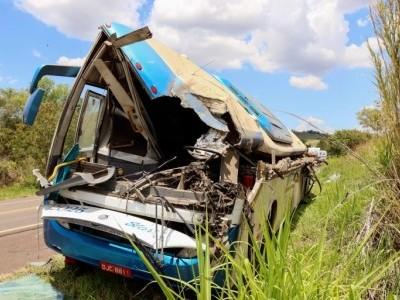 برازیل: بس اور ٹرک میں ٹکر، درجنوں افراد ہلاک