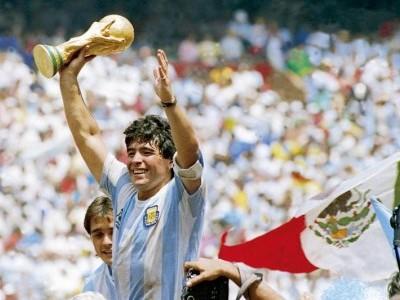 فٹبال کے عظیم کھلاڑی ڈیاگو میراڈونا کا انتقال، دنیائے کھیل میں صف ماتم، ارجنٹائن میں قومی سوگ