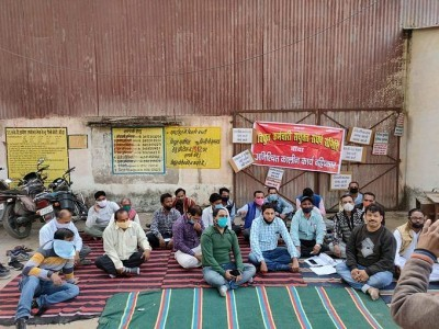 نجکاری کے خلاف بجلی ملازمین کا ملک گیر احتجاج