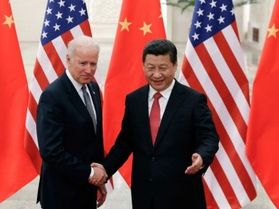 چینی صدر کی بائیڈن کو مبارک باد، بہتر تعلقات کی خواہش کا اظہار