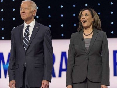 Joe Biden elected US President; Kamala Harris becomes vice-president-elect