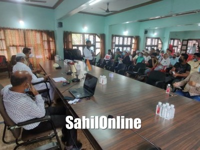 Career Guidance program for students held at Tanzeem hall in Bhatkal