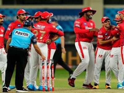 آئی پی ایل 2020: دلچسپ مقابلے میں حیدرآباد کی شکست، پنجاب کی 12 رن سے جیت