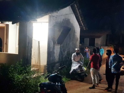 Thieves Enter the house with the help of roof in Bhatkal Firdose nagar