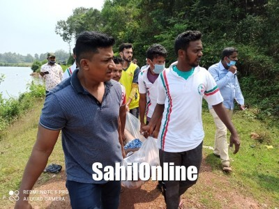 بھٹکل: وینکٹاپور ندی سے بنگلور کے رہنے والے شخص کی نعش برآمد