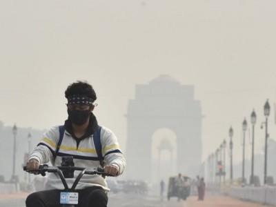 دہلی والوں پر ایک طرف کورونا، دوسری طرف آلودگی کی مار