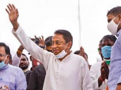 مدھیہ پردیش انتخابات: کملناتھ نہیں ہوں گے اب کانگریس کے اسٹار کمپینر ، الیکشن کمیشن نے چھینا درجہ