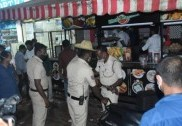 Two eatery staff injured as miscreants open fire in Mangaluru