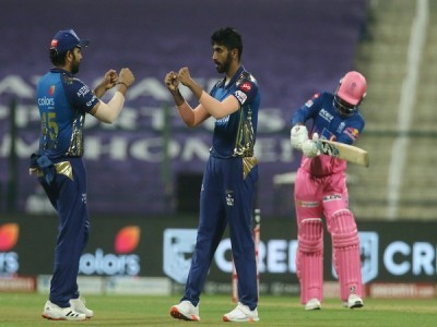 IPL 13: MI defeat RR by 57 runs to register third consecutive win