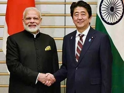 India, Japan ink mutual military logistics agreement
