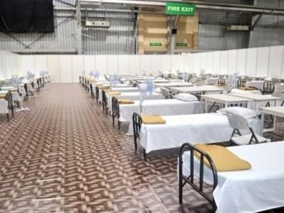 بنگلورو: ملک کا سب سے بڑا کووڈ کیئر سینٹر بند کردیا گیا، دس ہزار بیڈ کا انتظام تھا مگر ڈیڑھ ہزار سے زائد بیڈ استعمال میں نہیں آسکے؛ سرکاری فنڈ کے غلط استعمال کا بھی لگا الزام