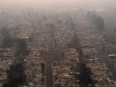 امریکہ کے جنگلات میں لگی آگ کے اثرات یورپ تک پہنچنے لگے