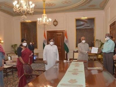 دہلی فسادات: اپوزیشن لیڈران کی صدر جمہوریہ سے ملاقات، عدالتی جانچ کا مطالبہ
