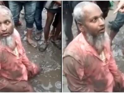 مسلم شخص کو جبراً 'سور کا گوشت' کھلانے کا معاملہ، انسانی حقوق کمیشن کا ایک لاکھ روپے کے معاوضے کا حکم