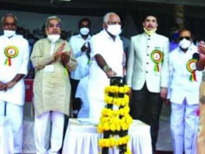 کلیان کرناٹک علاقہ میں ترقیاتی کاموں کو نئی جہت ملے گی: یڈی یورپا