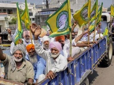 متنازعہ زرعی بل راجیہ سبھا میں پیش، سڑکوں پر کسانوں کا احتجاج