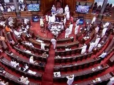 اپوزیشن کی شدید مخالفت کے درمیان راجیہ سبھا میں زراعتی اصلاحات کا بل منظور