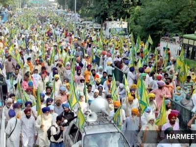 بھارتیہ کسان یونین نے متنازع زرعی بل کے خلاف 25 ستمبر کو احتجاجی مظاہرہ کا کیا اعلان