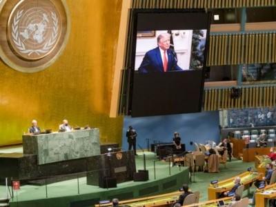 اقوامِ متحدہ وائرس پھیلانے پر چین کو انصاف کے کٹہرے میں لائے: صدر ٹرمپ