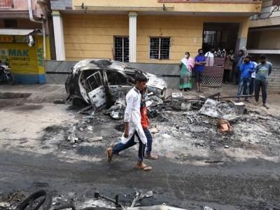 قومی سطح کی سرکاری ایجنسیوں کے بے جا استعمال کی ایک اور بدنما مثال، بنگلوروکے جی ہلی اور ڈی جے ہلی تشدد کی جانچ این آئی اے کے سپرد