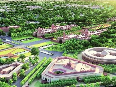 پارلیمنٹ کی نئی عمارت پر تعمیری لاگت 971 کروڑ : حکومت