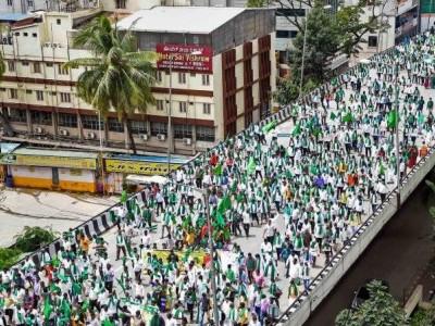 جمعہ کے دن صرف شاہراہیں بندکرکے احتجاج کریں گے:چندرشیکھر
