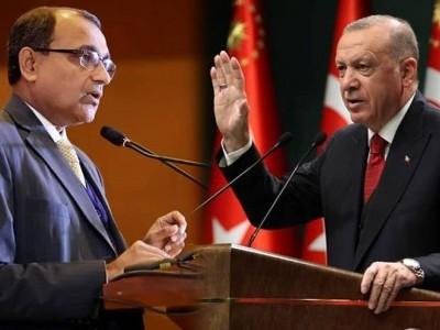 ایردوآن نے یو این میں اٹھایا مسئلہ کشمیر، 'اندرونی معاملات میں دخل نہ دے ترکی' انڈیا کی تاکید
