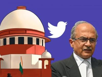 توہین عدالت معاملہ: بھوشن کو اب دہلی بار کونسل کا نوٹس