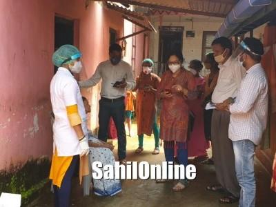 Door to door COVID testings launched in Bhatkal