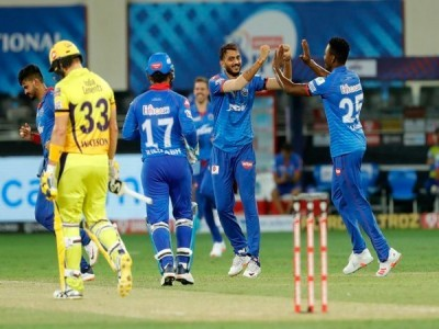 IPL 13: Prithvi, Nortje, Rabada shine in Delhi Capitals 44-run triumph over CSK