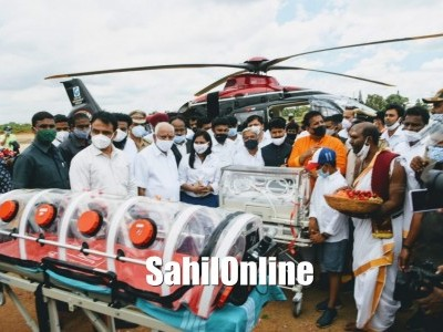 Bengaluru gets air ambulance service