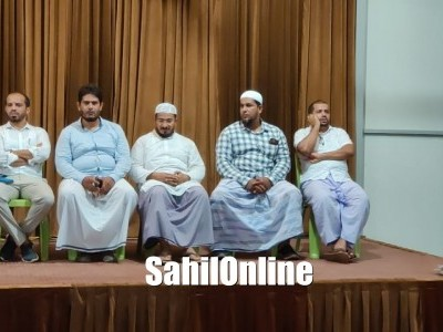 workshop on a productive Ramadan organized by BMYF Bhatkal