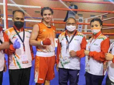 Youth world boxing: Five Indians enter quarters